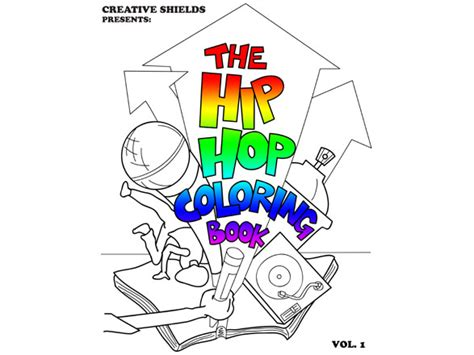 Free Coloring Pages Of Hip Hop Girl Hip Hop Coloring Book