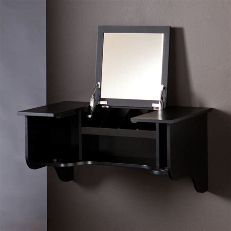 Wall Makeup Vanity by Make Up Vanities For Small Spaces