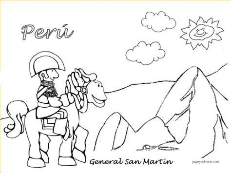imagenes para colorear batalla de la victoria dibujos para colorear del 12 de febrero batalla de la