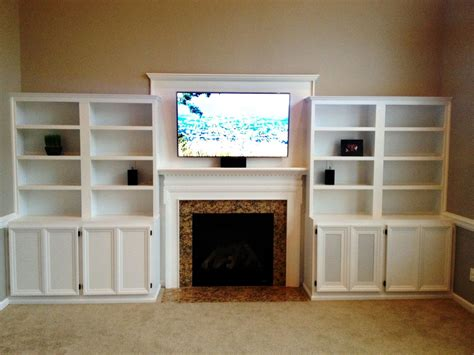 hand crafted painted built in tv cabinetry by tony o hand crafted built in entertainment center by carolina