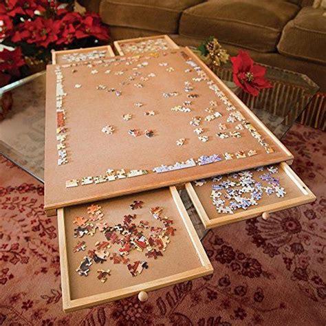 Wooden Puzzle Table Plans