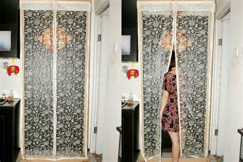 Tirai Di Jual Tirai Pintu Anti Nyamuk Magnetik Magnet Sudah