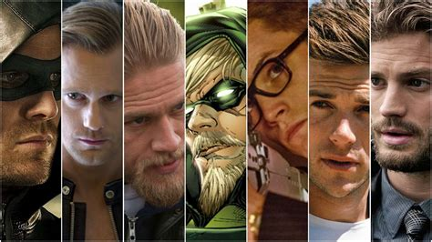movie actor casting 5 actors who could play green arrow in the dc movie universe