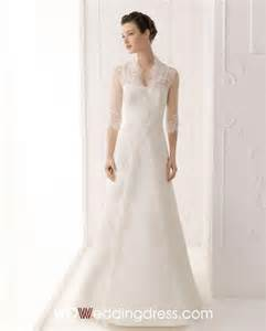 beautiful unusual half sleeve ruffled lace wedding dresses shop online for cheap wedding dresses