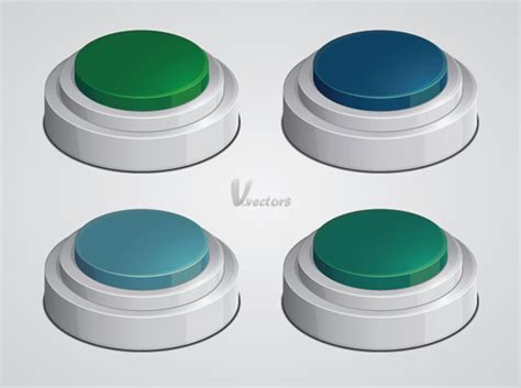 tutorial vector button how to create 3d buttons in illustrator