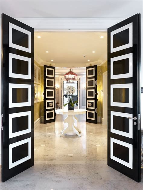 modern front door decor 30 modern style houses design ideas for 2016