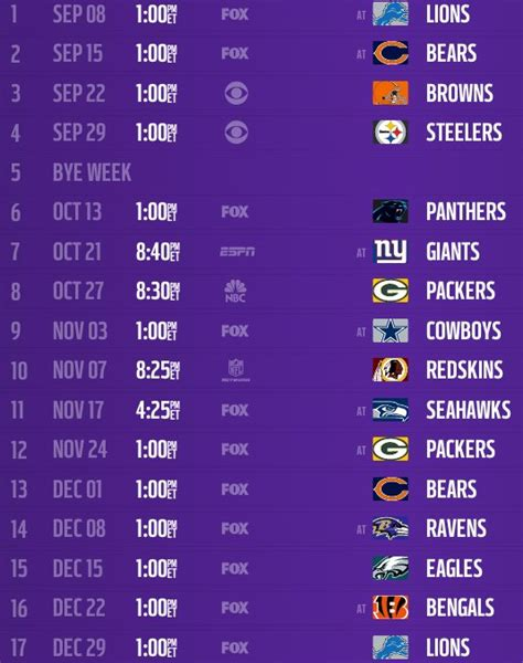 printable vikings schedule 2015 search results for minnesota vikings schedule 2015