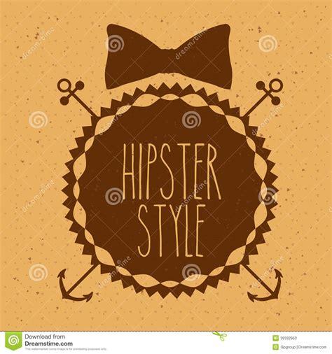 design background hipster hipster design stock vector image 39332953