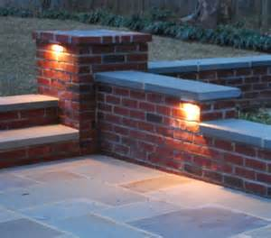Garden Wall Lights Patio 17 Best Images About Patio On Pits Brick Patios And Outdoor Lighting