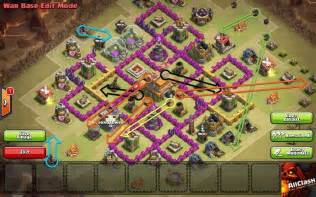 Of clans best th8 farming attack strategy part 1 apps directories