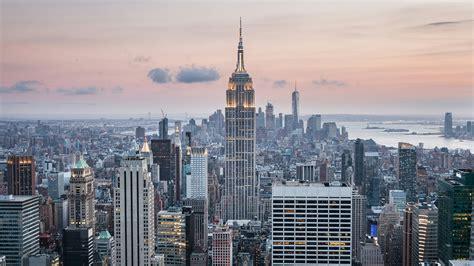 N Y Top newyork skyline wallpaper impremedia net