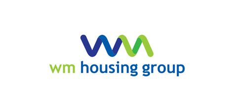 Housing Logo by Wm Housing Marketing Studies Creative Bridge