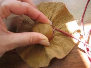 fabriquer un chapeau miniature la de bois