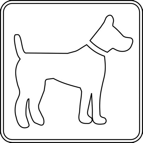 puppy outline outline clipart etc