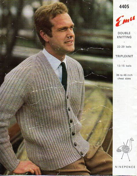 mens chunky knitting patterns 25 best ideas about cardigan on mens