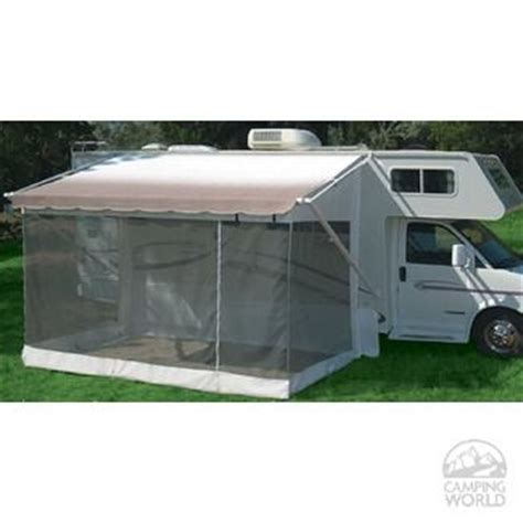 rv awning screen room breezeway screen rooms by carefree rv needs pinterest