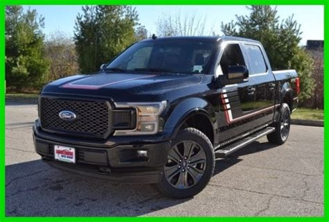 2018 ford f150 v8 specs 2018 special edition lariat f150 new 5 0l coyote v8 502a sunroof tech pkg 20 s for sale photos