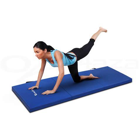 Pilates Mat Certification by 6cm Folding Exercise Mat Floor Gymnastics