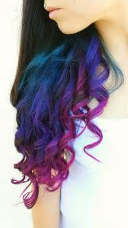 rainbow color hair ideas rainbow hair color ideas popsugar beauty
