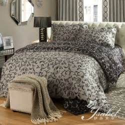 damask luxury comforter sets king size duvet covers sale