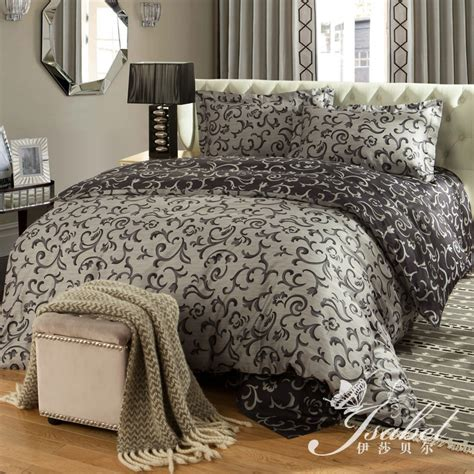 luxury king bedding damask luxury comforter sets king size duvet covers sale