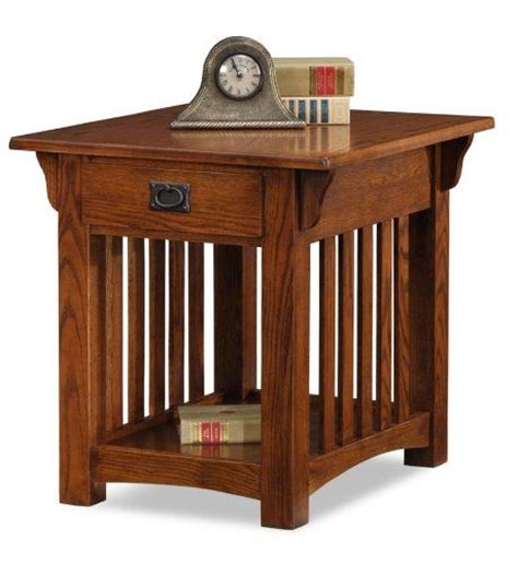 mission style woodworking plans end table plans mission style woodworking projects plans
