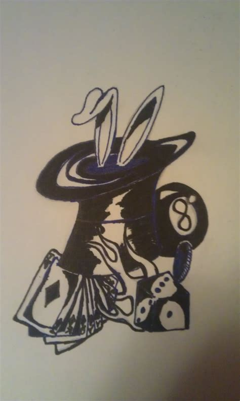 magic tattoo designs magic design by chrisw12355 on deviantart