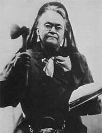 Carrie Nation – Missouri Women