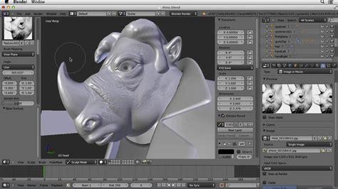 tutorial blender modeling character modeling in blender