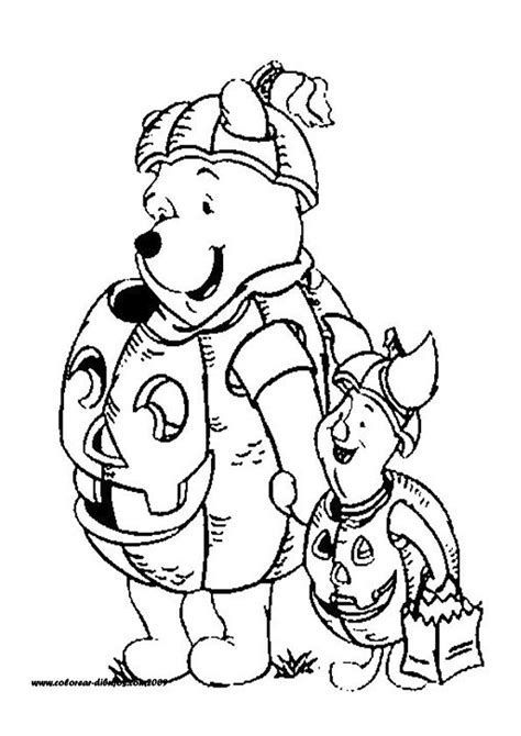 halloween coloring pages winnie the pooh halloween coloring pages disney halloween colouring