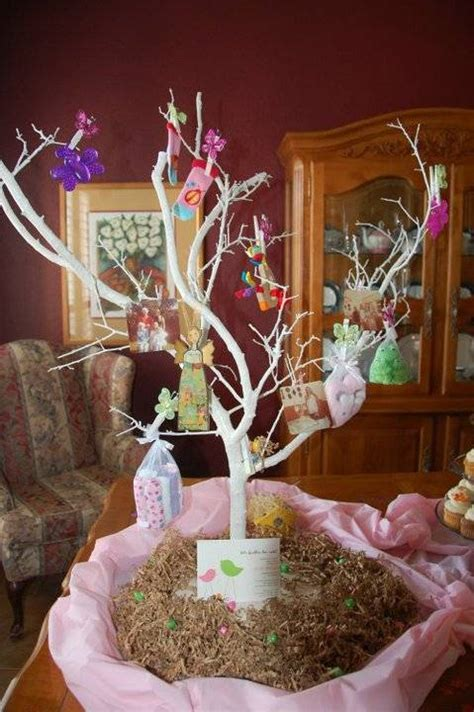 Tree For Baby Shower by Event Extras Baby Shower Tree Decorations