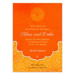 hindu wedding card template indian wedding blessings invitations cards on pingg