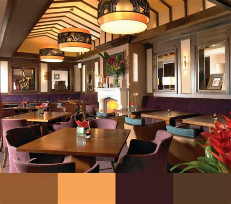 themes for restaurant design restaurant interior design color schemes inspiration
