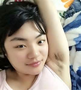 asian pubic hair chinese women don t shave their body hair here s why