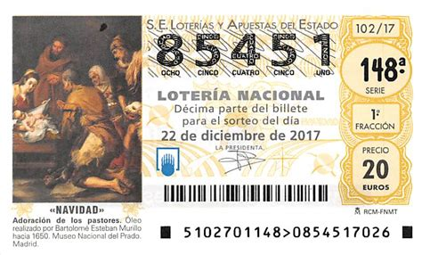 Loteria Nacional Spanish Sweepstake Lottery - loteria nacional