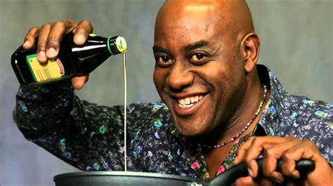 Black Chef Meme - ainsley harriott ft nigella lawson rub your meat to the