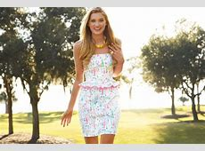 A Pop of Style: The Contemporary Prepster: Lilly Pulitzer ... Lilly Pulitzer Dresses Dillards