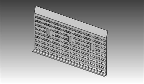 steel molle panel molle panel for the rear seats is there interest