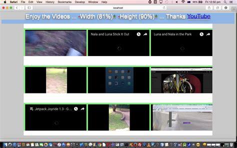 tutorial youtube api karaoke via youtube api in iframe ux tutorial robert