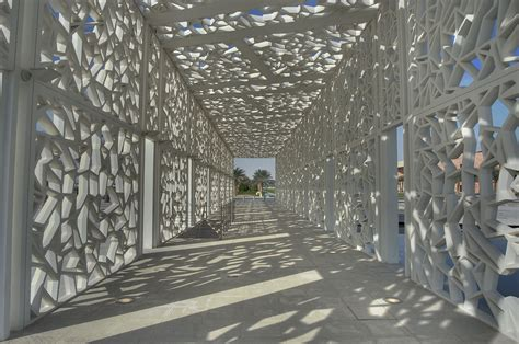 slideshow 824 14 shaded walkway of ceremonial court on cus of education city doha qatar