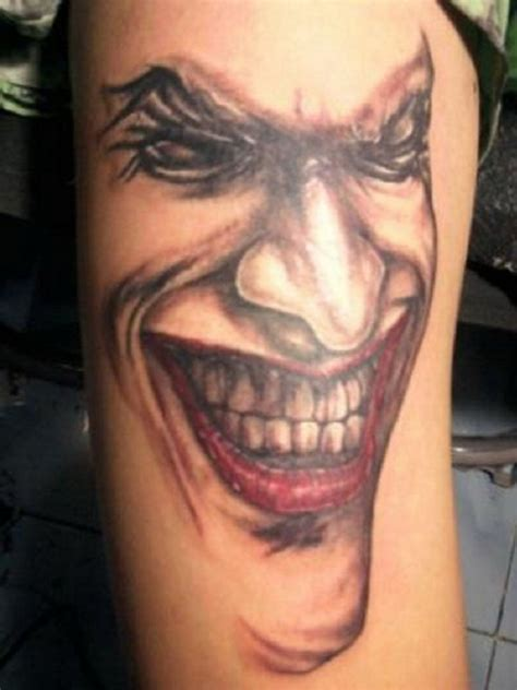 joker tattoo on hand red black joker tattoo for hand inofashionstyle com