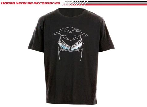 Kaos Motor Honda Vario 125 018502 vario led light t shirt merchendise resmi kaos honda