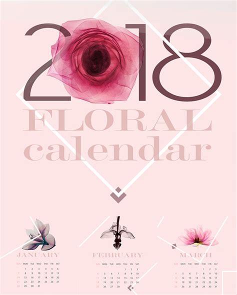 Calendar 2018 Ideas 18 Various Styles Wall Desk Calendar Design Ideas 2018