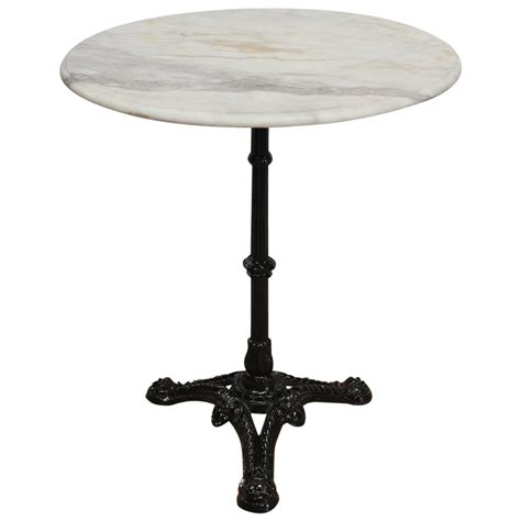 Parisian Bistro Table Antique Bistro Table At 1stdibs