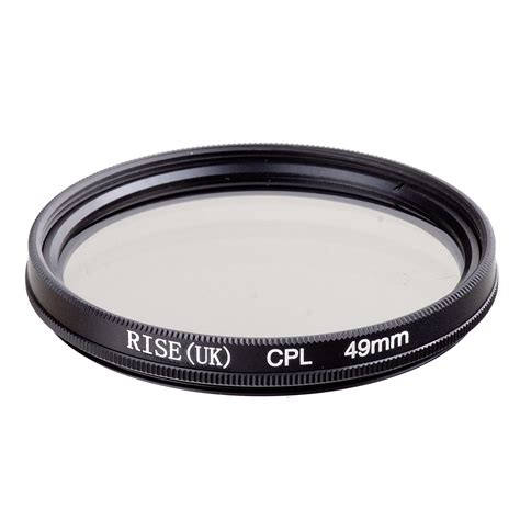46 Mm Rise Uk Lens Filter Up 10 Macro 46mm rise 49mm circular polarizing cpl c pl filter lens 49mm for canon nikon sony olympus in