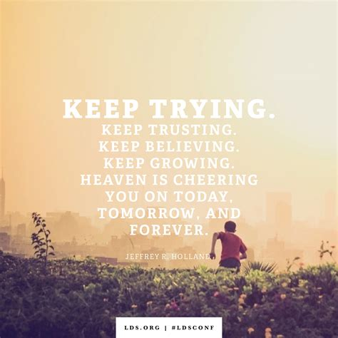 Keep Trying keep trying