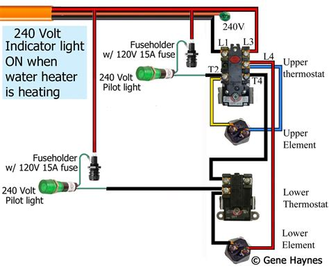 240 volt contactor wiring diagram wiring diagram schemes