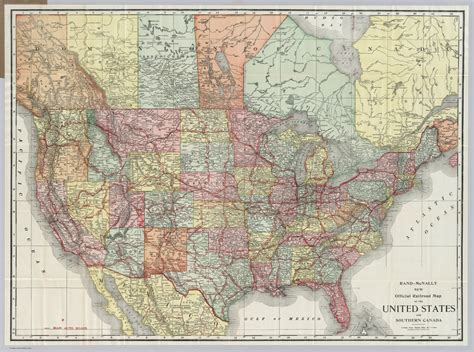 southern united states map