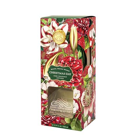 michel design works joyous christmas home fragrance diffuser michel design works fragrance diffuser christmas day