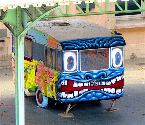 Wohnmobil Lackieren Kosten by Rv Graffiti